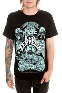 Led Zeppelin Electric Magic T Shirt