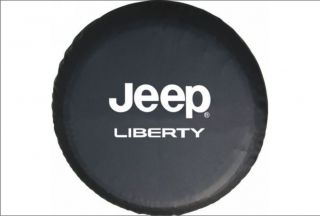 "New 16 ""Jeep Wrangler Liberty Tire Cover Spare Tire Cover"