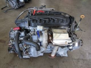 JDM 98 02 Honda Accord 2 3L Turbo F23A vtec Engine SOHC Transmission Motor F23