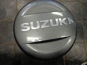 2006 2010 2009 Suzuki Grand Vitara Rear Spare Tire Carrier Cover Donut Hard