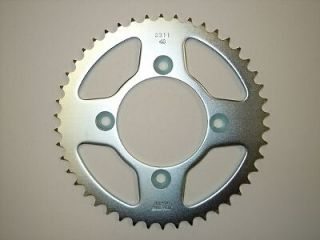 Sunstar 46T Steel Rear Sprocket Honda XR100R 85 03