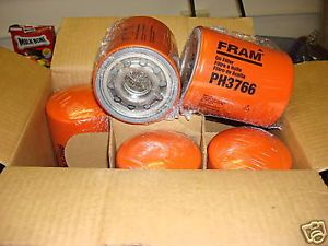 F250 F350 E250 E350 7 3 Diesel Oil Filters Fram PH3766