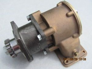 Johnson 10 13096 02 Bronze Engine Pump 653 853 671 Detroit F8B9