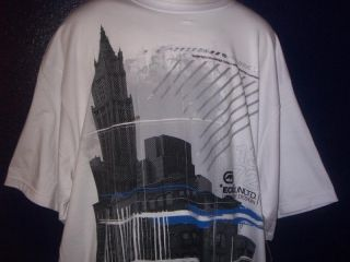 Ecko Unltd Tower of Power T Shirt 4XL 4X Big Tall 4XB