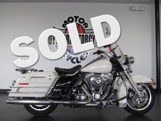 2011 Harley Road King Police FLHP Roadking 103 Motor Clean Cheap We Finance