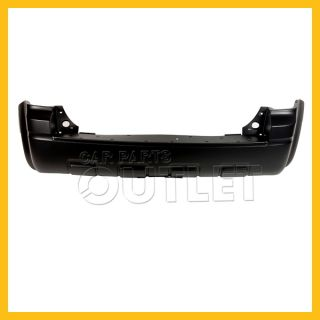 2008 2012 Ford Escape R Bumper Cover Primered Limited XLT w O Sensor No Tow Pkg