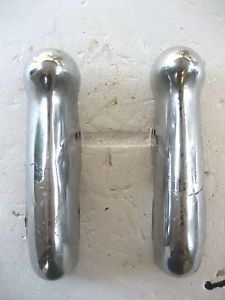 1951 1952 Chevy Rear Bumper Guards 51 52 Chevy Front Bumper Guards