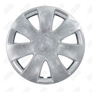 "Ford Fusion Chrome Wheel Cover 16"" Hubcaps 7 Spokes"