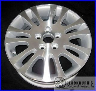 "07 08 09 10 Toyota Sienna 17"" Machined Silver Wheel Factory Rim 69520 193264"
