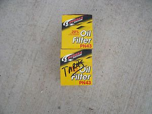 Penske PN43 Oil Filter Cross Ref Fram PH43 Delco PF20 Motorcraft FL300