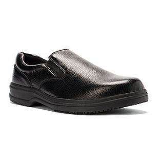 Deer Stags Krypton  Men's   Black Tumbled Leather