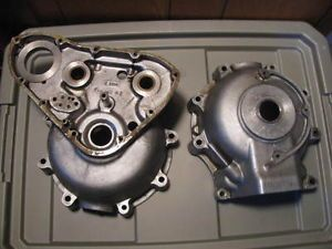 1959 Triumph Pre Unit 650 TR6 Motor Engine Cases