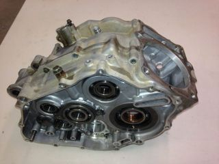 2001 2005 Yamaha Raptor 660 YFM660R Engine Cases Left Right Case Crankcase