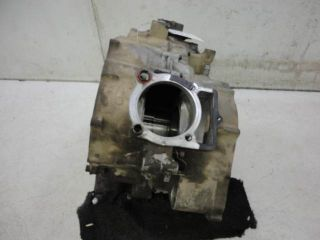 03 Yamaha Warrior YFM350 350 Engine Cases Crankcase