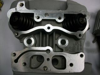 "Pair Harley Touring Softail Dyna Screamin Eagle 103"" Cylinder Heads"
