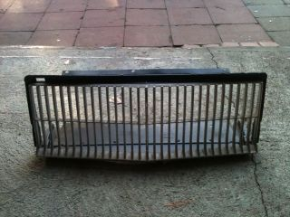 1984 1987 Buick Regal T Type Grand National GNX Limited Chrome Grille