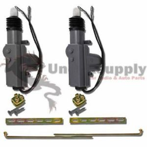 Dodge RAM 1500 2500 Dakota 2X Power Door Lock Actuator
