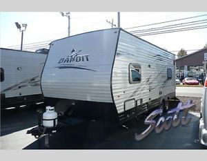 New 2014 Echo RV Bandit 190QB Toy Hauler Travel Trailers