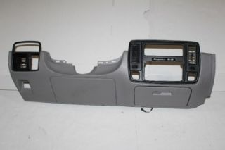 94 95 96 Chevy Impala SS Caprice Lower Dash Trim Radio Panel w Vents