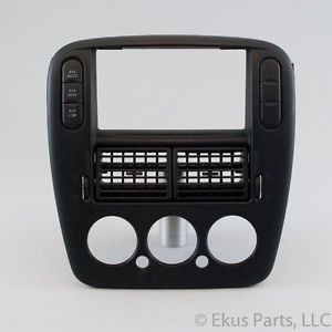 Mercury Mountaineer Ford Explorer 03 02 04 05 Radio Climate Bezel Dash Trim