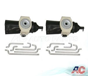1979 97 New Ford Lincoln Mercury Pickup Truck Power Door Lock Actuator Pair Set