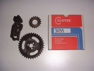 New Cloyes C3055 Engine Timing Set SBC Chevrolet Chevy GMC 5 7 350