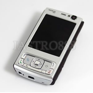 Nokia N95 Slider Phone WiFi GPS 5MP Bluetooth Unlocked