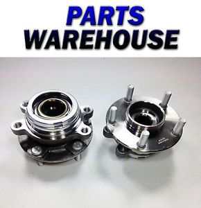 1 New Front Wheel Hub Bearing Assembly Front 513310 1 Year Warranty