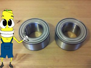 Toyota 4Runner Front Wheel Hub Bearing 1996 2002 Pair