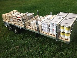 1 14 Scale Pallets Complete Load Tamiya Trucks Trailers