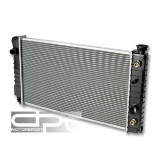 Chevy GMC S10 Jimmy Blazer 4 3 V6 Auto Direct Replace Aluminum Core Radiator