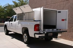 Fully Transferable Utility Service Bed on Off Your Truck in Minutes