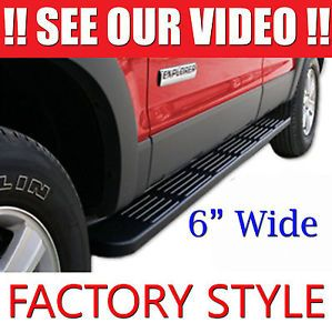 Ford Expedition 1997 2012 Factory Style Running Boards Step Bars