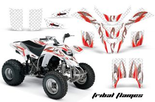 Yamaha Blaster 200 AMR Racing Graphics Sticker Kits 88 05 Quad ATV Decals TF RW