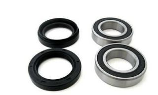 Front Wheel Bearings and Seals Kit Yamaha YXR450 450 Rhino 2006 2007 2008 2009