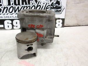 Polaris Ultra 680 SPx Snowmobile Engine Cylinder and Piston Assembly EC68PL 03
