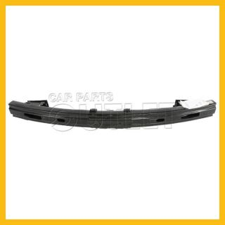 Front Bumper Reinforcement Bar Steel New Replacement Fits 01 03 Elantra