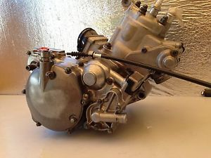 2004 04 Yamaha YZ125 YZ 125 R Complete Engine Motor Kart Top End Bottom