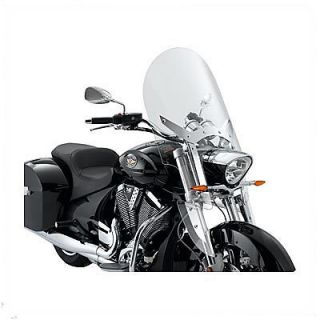 Victory New Motorcycle Tall Windscreen Hard Ball Cross Roads Custom Classic