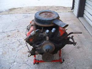 1960 Chevrolet 348 Chevy w Motor Engine Big Block