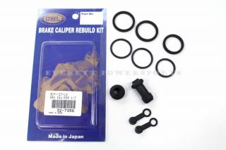 Front Left Brake Caliper Rebuild Kit Many Honda CBR St VTX See Notes W99