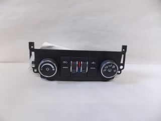 06 10 Chevy Impala Monte Carlo Climate Heater Control 2006 2007 2008 2009 7043