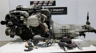 JDM Nissan RB25DET Series 2 Engine Swap RB25 DET Turbo Motor Skyline s13 s14 R33