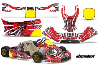 KG Freeline AMR Racing Graphics EVK Evrr Birel Krypton Sticker Kits Max Decals 2
