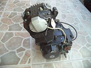 1983 1985 Honda ATC 200x Engine Motor Running Working 2002