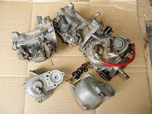 Harley Davidson Keihn Carburetor Sportster Big Twin Parts Lot