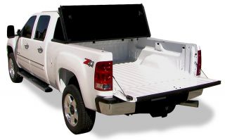 Ford F 150 5 5' Short Bed HF 355 Tonno Pro Hard Fold Tonneau Cover 2009 2013