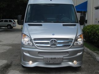 "2013 Mercedes Benz Sprinter 170"" Corp Limo 9 Passenger by Midwest Lease or Buy"