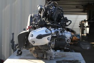 BMW R1200R Engine Transmission Complete Engine Box Motor GS 1200