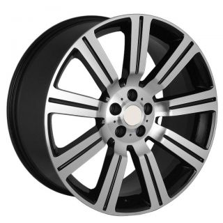 "20"" Stomer Wheels Tires Packages Fit Range Rover LR3 Sport HSE 2002 2012"